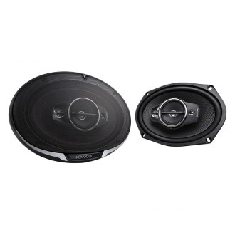 "Kenwood® - 6"" x 9"" 4-Way Performance Series 600W Speakers"