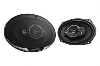 "Kenwood® - 6"" x 9"" Performance Series 5-Way 650W Car Speakers"