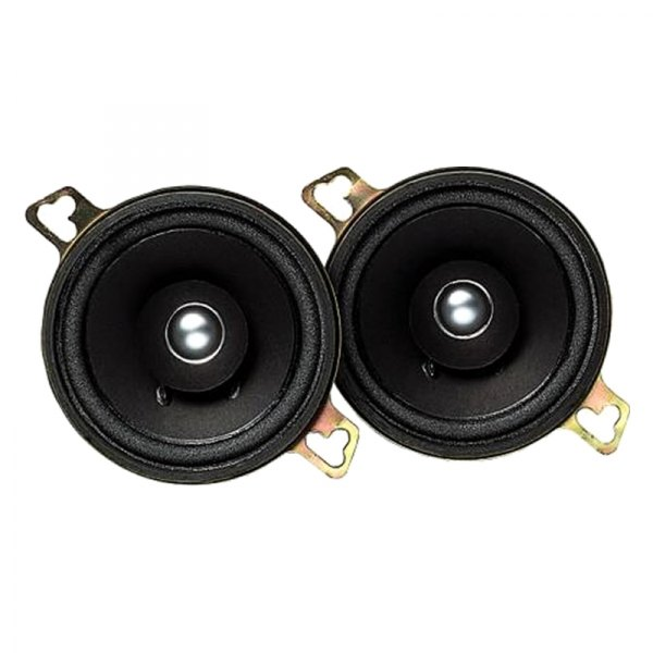 "Kenwood® - 3-1/2"" 2-Way Performance Series Dual Cone Coaxial 40W Car Speakers"