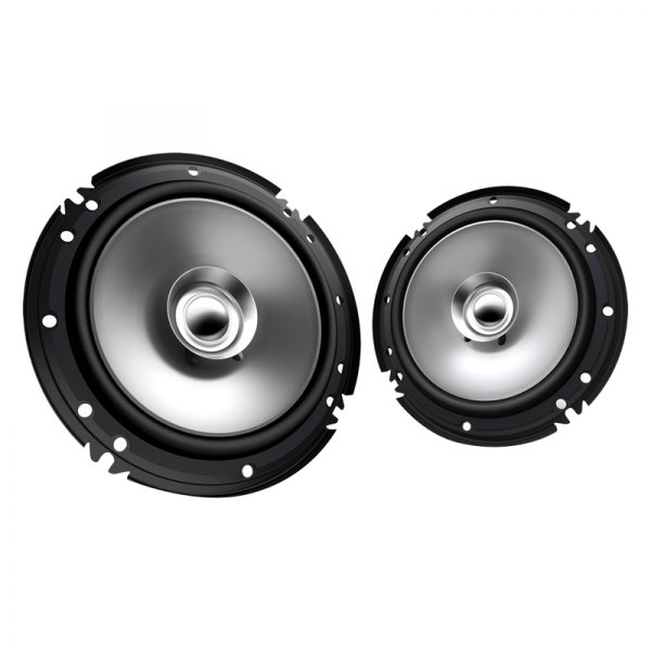 "Kenwood® - 6-1/2"" 2-Way Sport Series 300W Coaxial Speakers with Whizzer Tweeters"