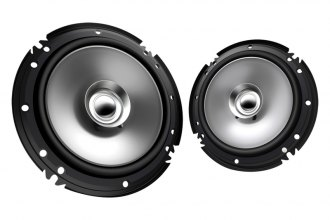 "Kenwood® - 6-1/2"" Sport Series Dual Cone 300W Car Speakers with Whizzer Tweeters"