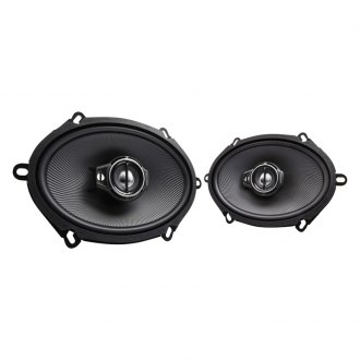 "Kenwood® - 5"" x 7"" 3-Way Performance Series 320W Coaxial Speakers"