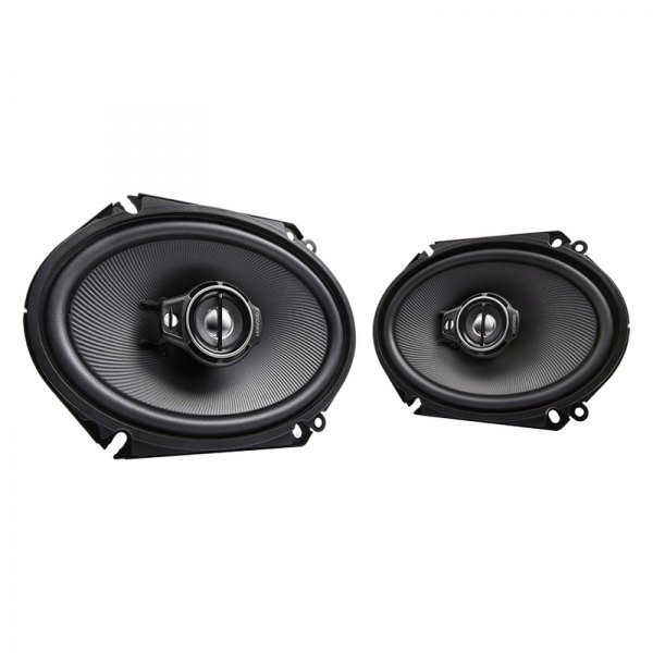 "Kenwood® - 6""x8"" 3-Way 360W Sport Series Coaxial Car Speakers"