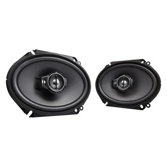 "Kenwood® - 6"" x 8"" 3-Way Performance Series 360W Coaxial Speakers"