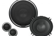 Kenwood® -  240W Component Speakers System