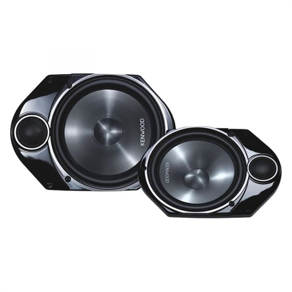 "Kenwood® - 6""x8"" 2-Way 200W Plate Speakers"
