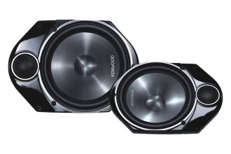 "Kenwood® - 6"" x 8"" 2-Way 200W Component Speakers System"