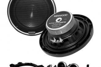 "Kenwood® - 6-1/2"" Performance Series 280W Component Speakers System"