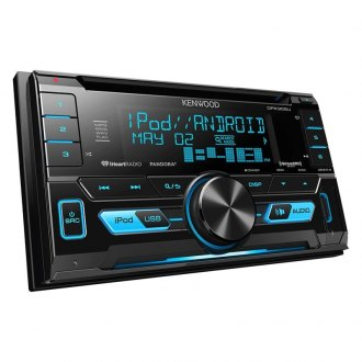Kenwood® - Double DIN CD/AM/FM/MP3/WMA Receiver with SiriusXM-Ready