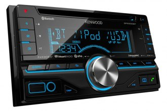 Kenwood® - Double DIN In-Dash CD/MP3/WMA Car Stereo Receiver with Bluetooth, Pandora Support and iPod Integration