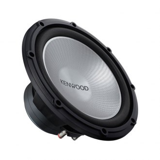 "Kenwood® - 12"" Performance Series 1000W 4 Ohm SVC Subwoofer"