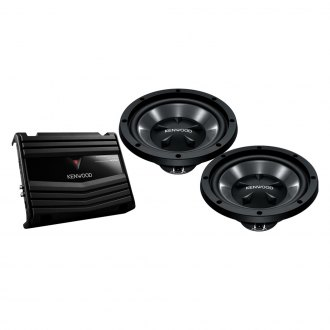 "Kenwood® - 12"" 400W Bass Party Pack"