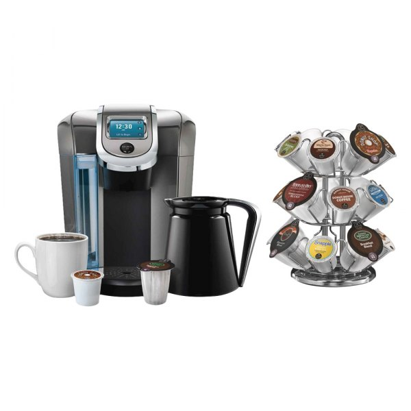 Keurig Coffee Maker Is Brewing Slow : Keurig K550C - K550 Coffee Brewing System & Carousel