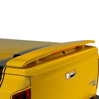 Keystone Restyling® - Truck Bed Spoiler with LED Brake Light (Unpainted)