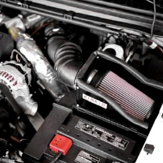 Keystone Restyling® - Short Ram Air Intake System