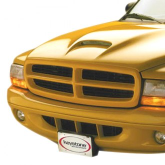 Keystone Restyling® - Viper-Style Single Scoop Hood (Unpainted)