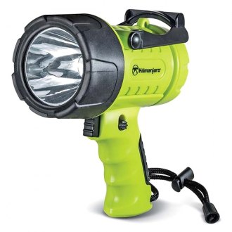 Kilimanjaro® - LED Spotlight, Green, 250 lm, 3 AA Included