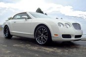 KINESIS® - K108 Chrome on Bentley Continental