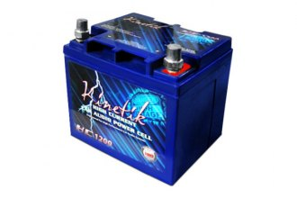 Kinetik® - HC Series Car Audio Power Cell