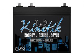 Kinetik® - 16V BLU 1600W Power Cell