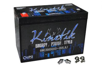 Kinetik® - 12V BLU 2000W Power Cell