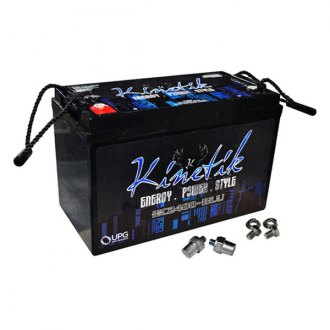Kinetik® - BLU 2400W 12V Power Cell