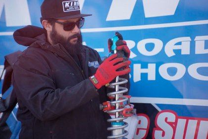 King Shocks® 2016 King of the Hammers Shock Tuning (Full HD)