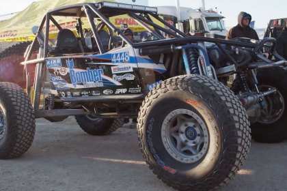 King Shocks® King of the Hammers 2016 King Shocks Highlights (Full HD)