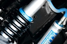 King Shocks® - Coilover Shock on Ford F-250