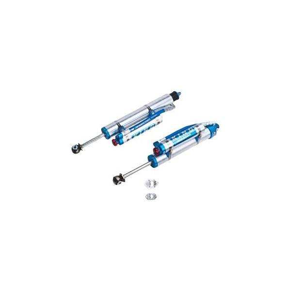 King Shocks® - OEM Performance Adjustable Rear Driver and Passenger Side Shock Absorbers