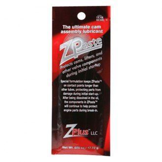 Kirban Performance® - ZPaste™ 5/8 oz. Camshaft Assembly Lubricant Packet