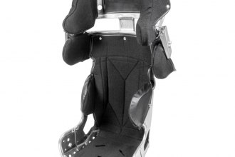 "Kirkey® 2714511 - 14.5"" 27 Series Full Containment Micro/Mini Sprint Seat Cover, Black Cloth"
