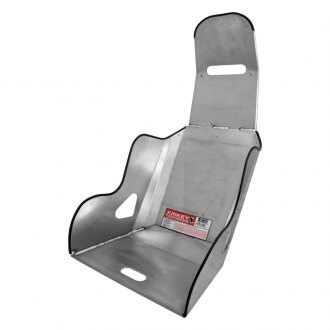 Kirkey® - 28 Series Non Containment 50 Degree Layback Mini Cup Aluminum Seat