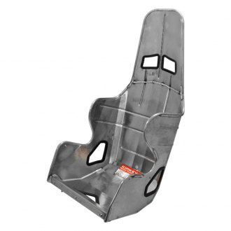Kirkey® - 39 Series 10 Degree Layback Street Stock Double Rib Support Aluminum Seat