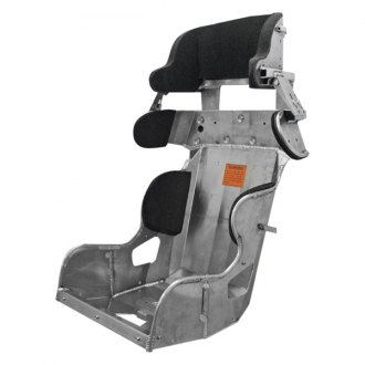 Kirkey® - 45 Series Containment Deluxe 18 Degree Layback Road Race Aluminum Seat