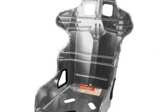 "Kirkey® 47500 - 16"" 47 Series Intermediate Intermediate 15 Degree Layback Road Race Aluminum Seat"