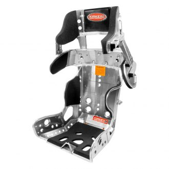 Kirkey® - 68 Series Containment 18 Degree Layback Street Stock Aluminum Seat