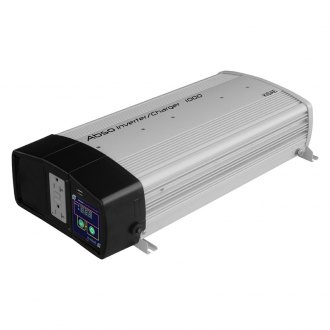 KISAE® - Abso DC-AC 1000W Sine Wave Inverter with 40A Battery Charger