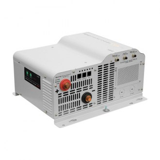 KISAE® - DC-AC 3000W Sine Wave Inverter with 105A Battery Charger