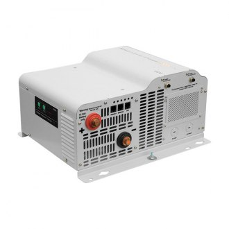 KISAE® - DC-AC 2000W Sine Wave Inverter with 100A Battery Charger