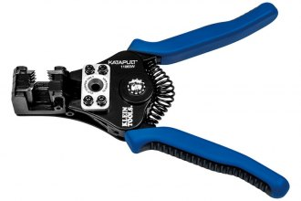 Klein Tools® - Katapult™ Wire Stripper/Cutter (8-22 AWG)