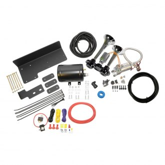 Kleinn® - Chrome Trail Blaster™ Air Horn Kit