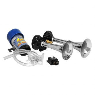 Kleinn® - Chrome Direct Drive Dual Air Horn Kit