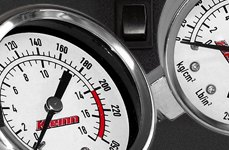 Kleinn® - Air Horn Pressure Gauges