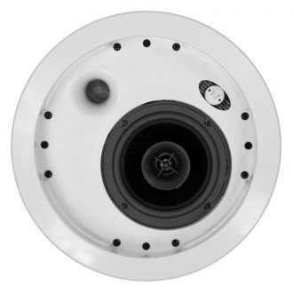 Klipsch® - White In-Ceiling Speakers
