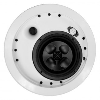 Klipsch® - Black In-Ceiling Speakers Pair