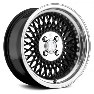 KLUTCH® - SL1 Black with Machined Center and Lip