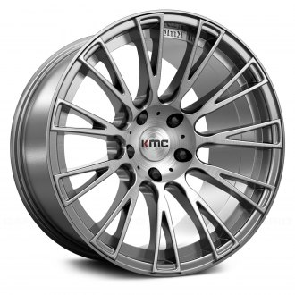 KMC® - KM706 Brushed Silver