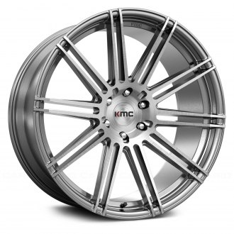 KMC® - KM707 Brushed Silver
