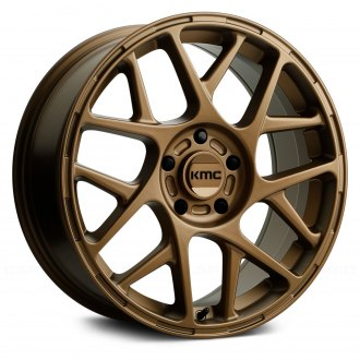 KMC® - KM708 BULLY Matte Bronze